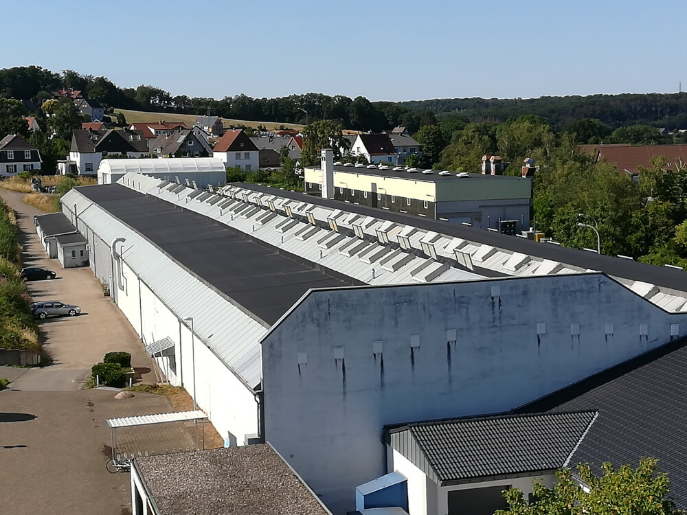 Steinberg Real Estate + Finance berät Hauhinco Maschinenfabrik in Sprockhövel bei Immobilienverkauf